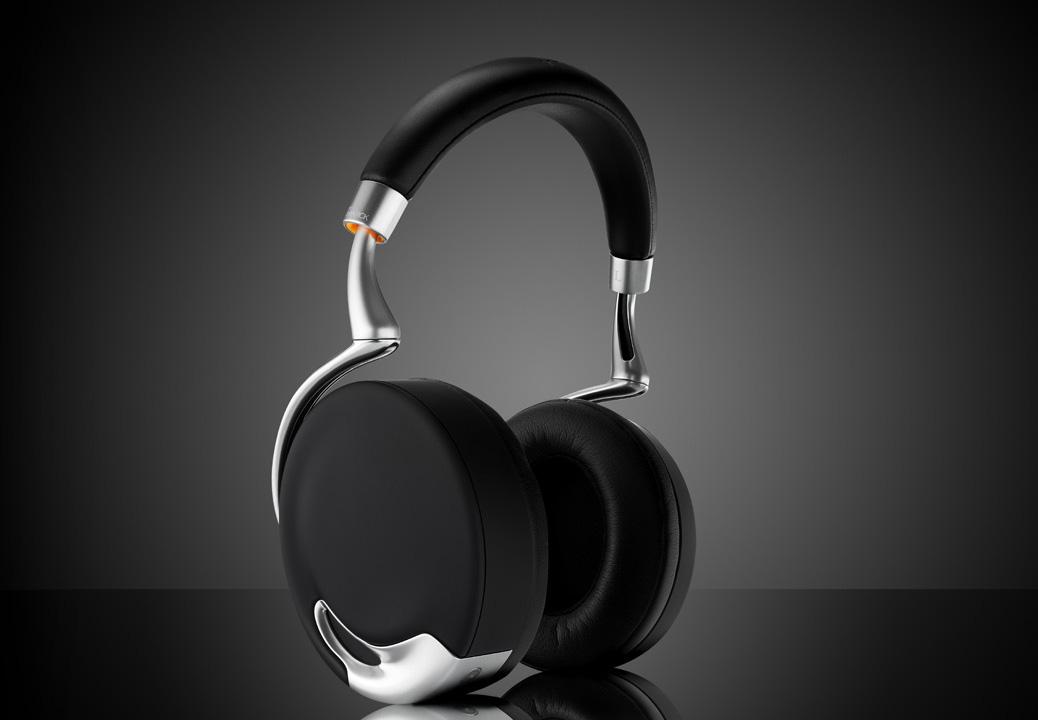 Philippe Starck x Parrot Zik 2.0 Wireless Headphones $399 (black)