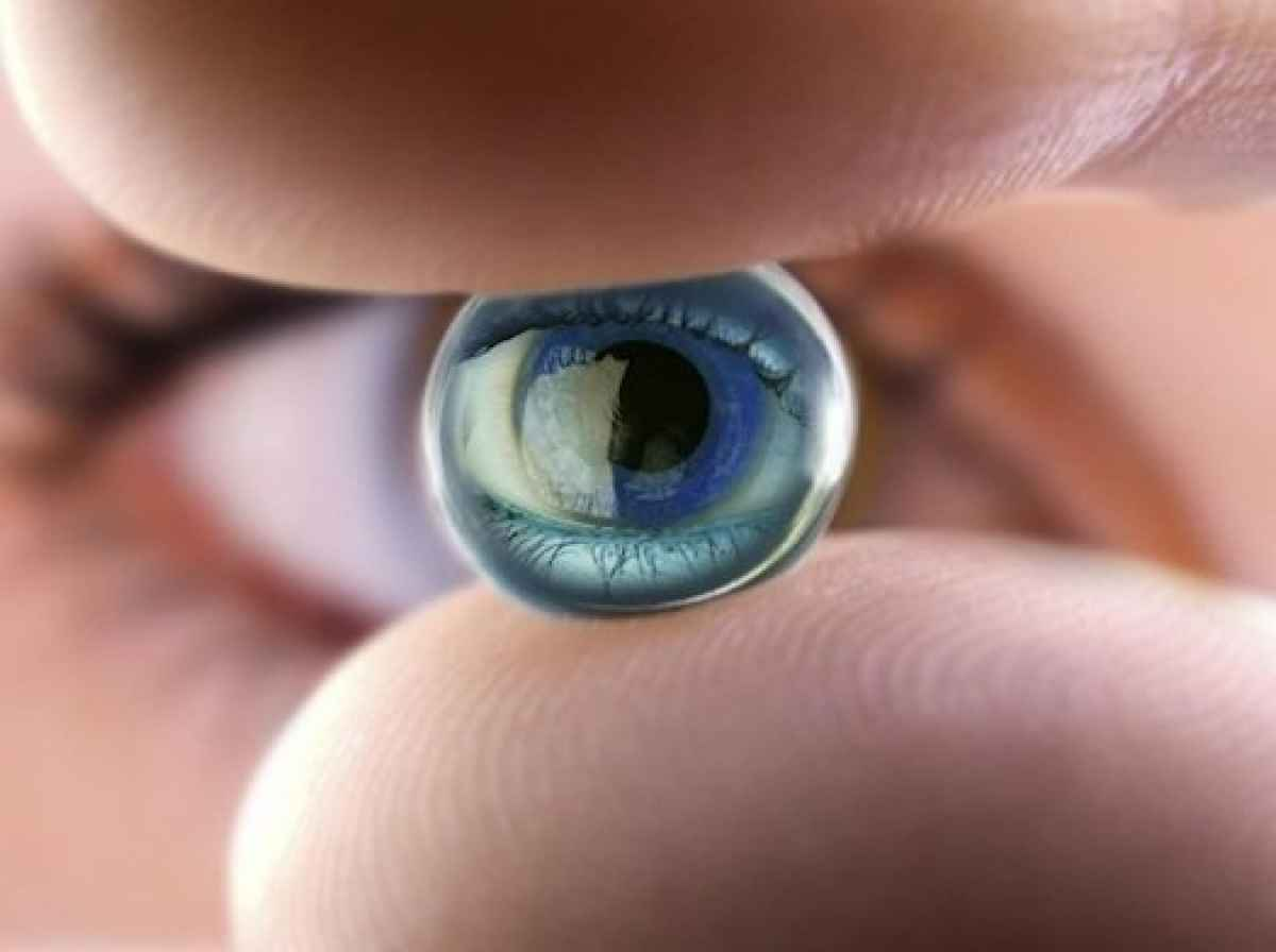 Bionic Eye Illustration