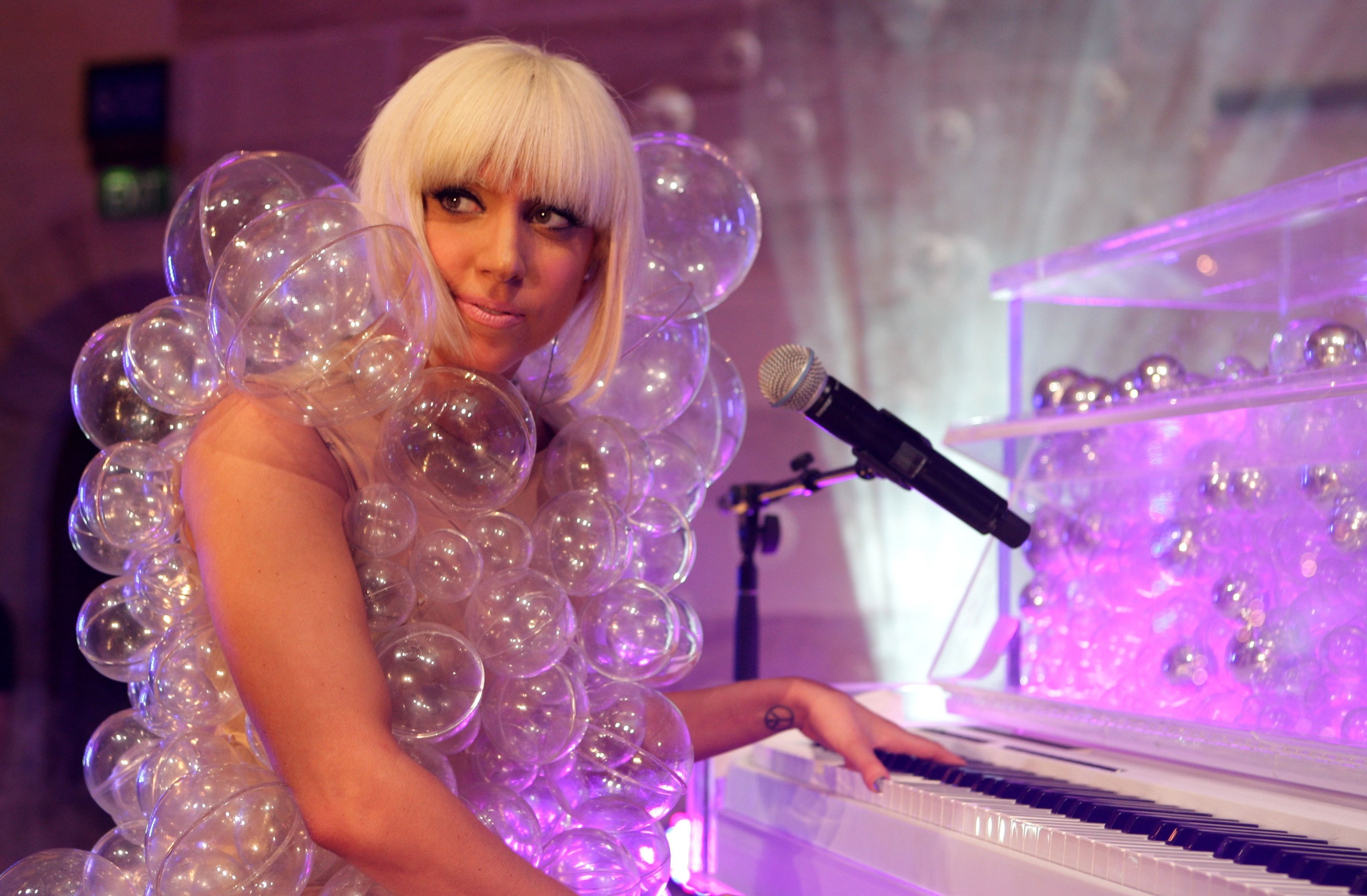 Lady Gaga in concert, Sydney, Australia - 25 May 2009