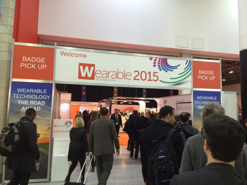 The Wearable-technology Show London