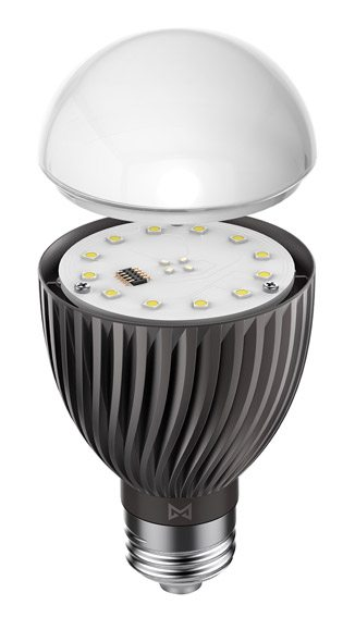 The Misfit Bolt Smart Bulb