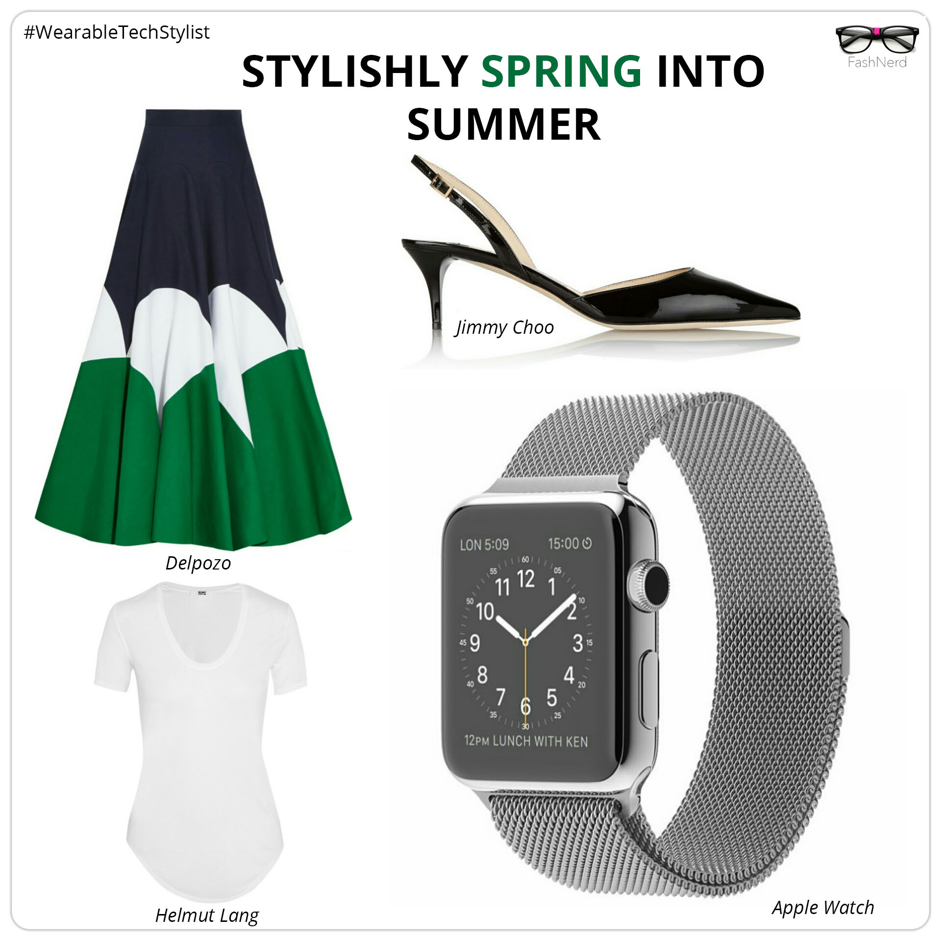 Styling The Apple Watch