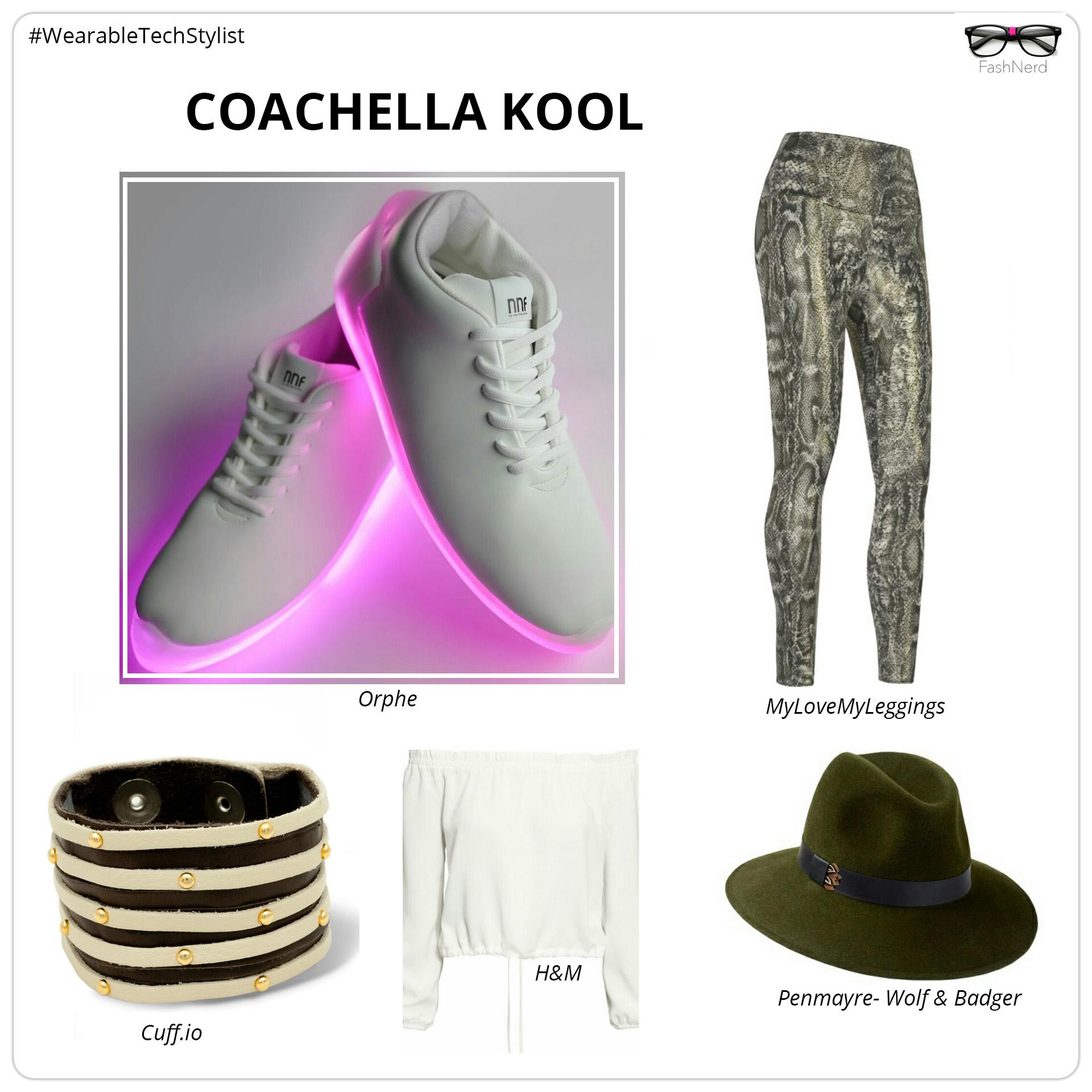 Styling Coachella 2015