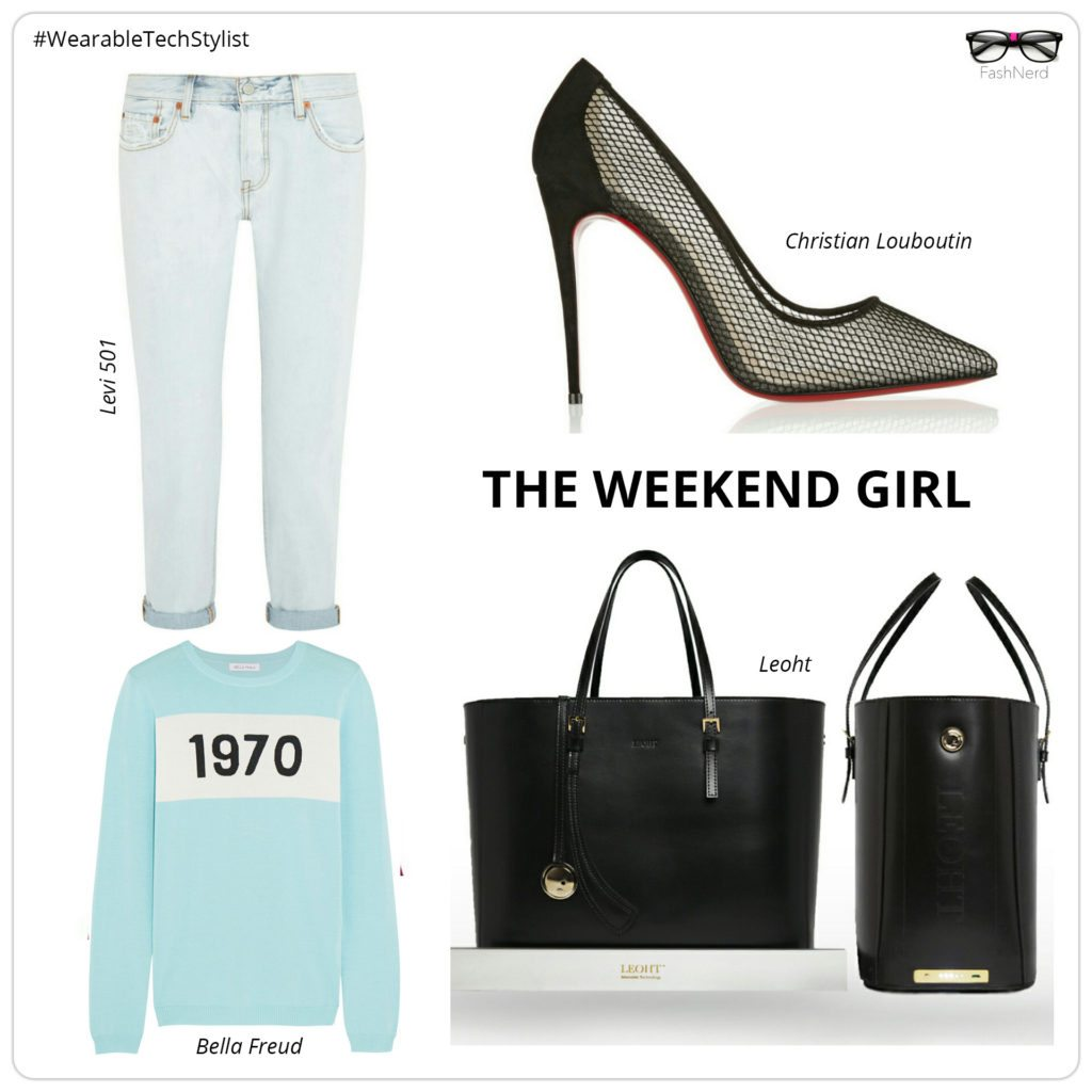 The Weekend Girl