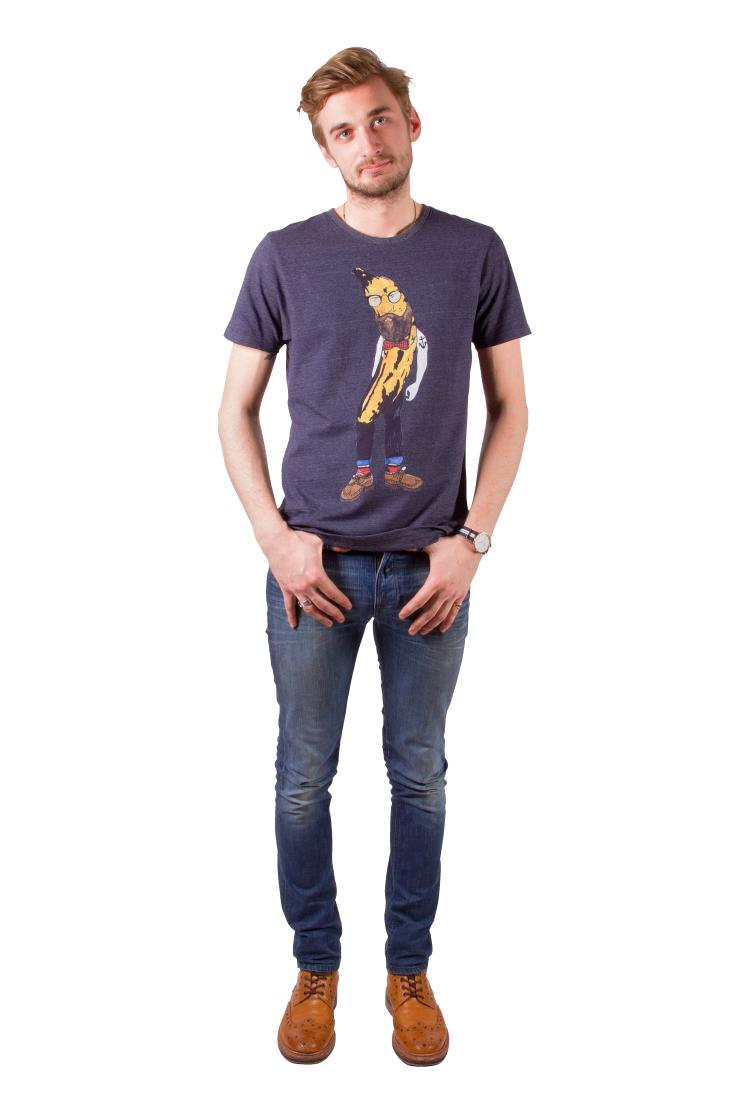 Beatnik Banana Munster Unisex Classic fit T-shirt