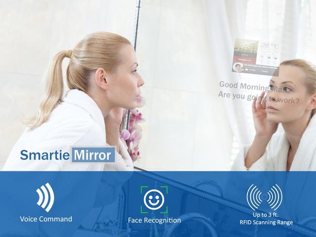 When A Smart Mirror Makes 'Sense'