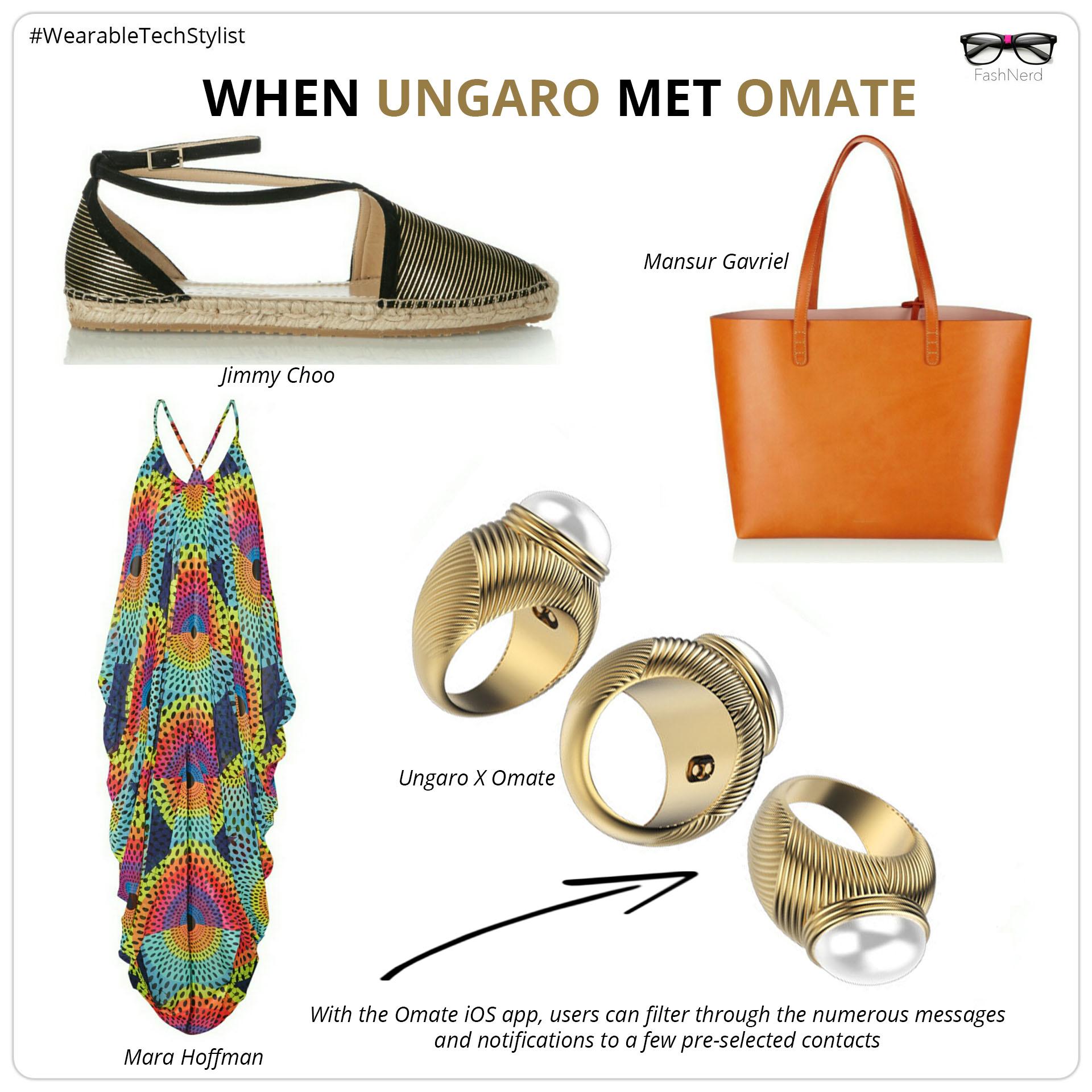 When Ungaro met Omate