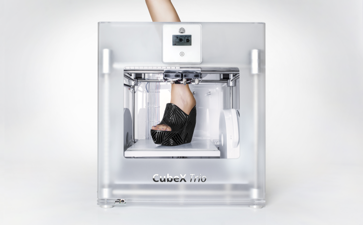 3D printed shoes | Cubify
