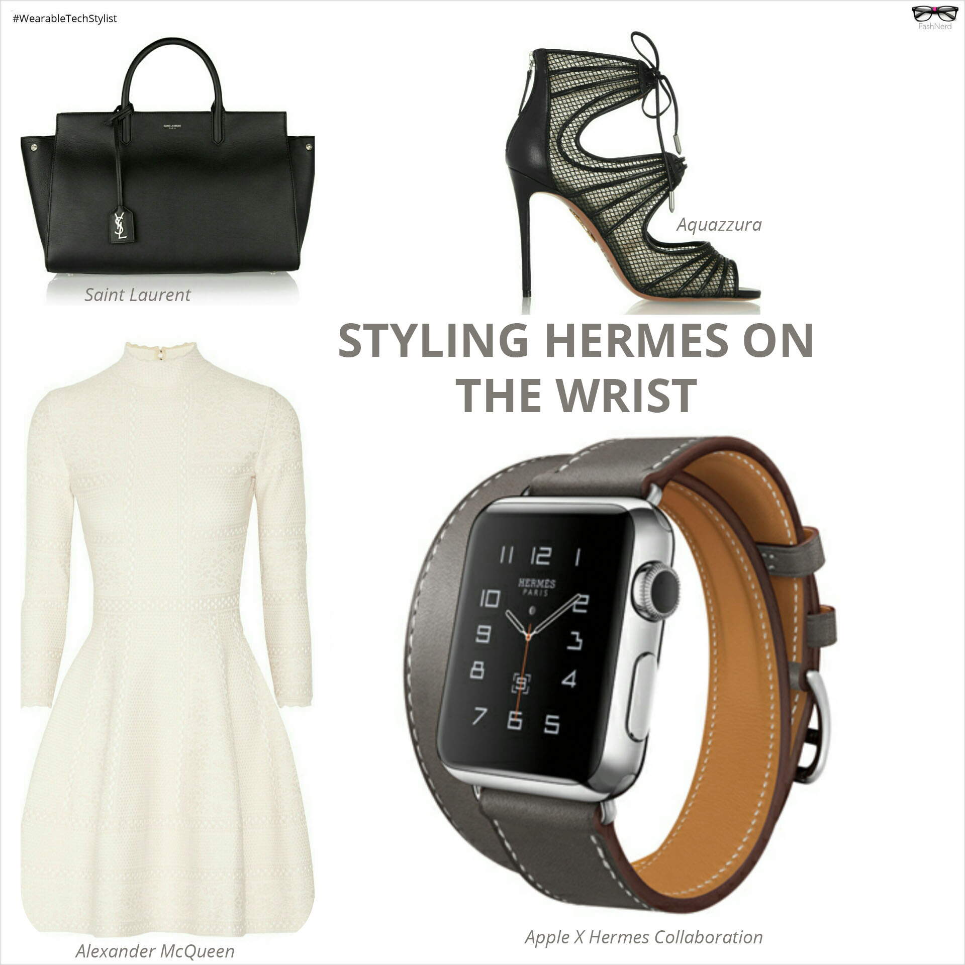 Styling Hermes on the Wrist