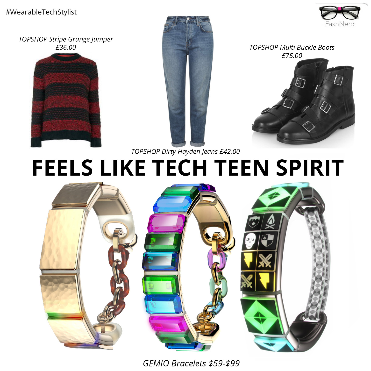 Feels Like Tech Ten Spirit