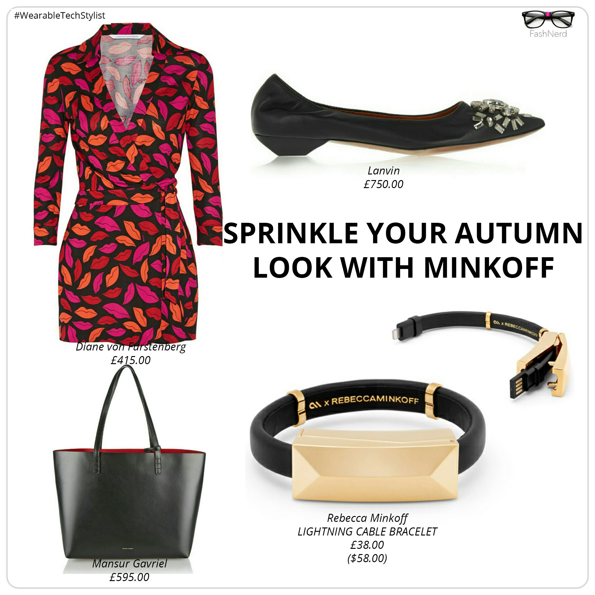 SPRINKLE YOUR AUTUMN LOOK WITH MINKOFF- FashNerd