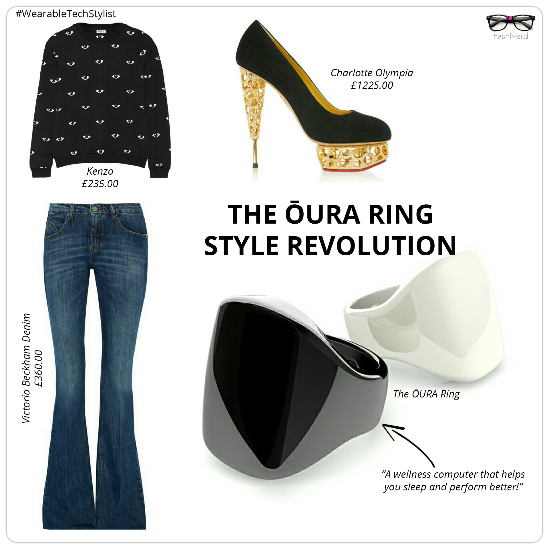 The Oura Ring Edit- FashNerd