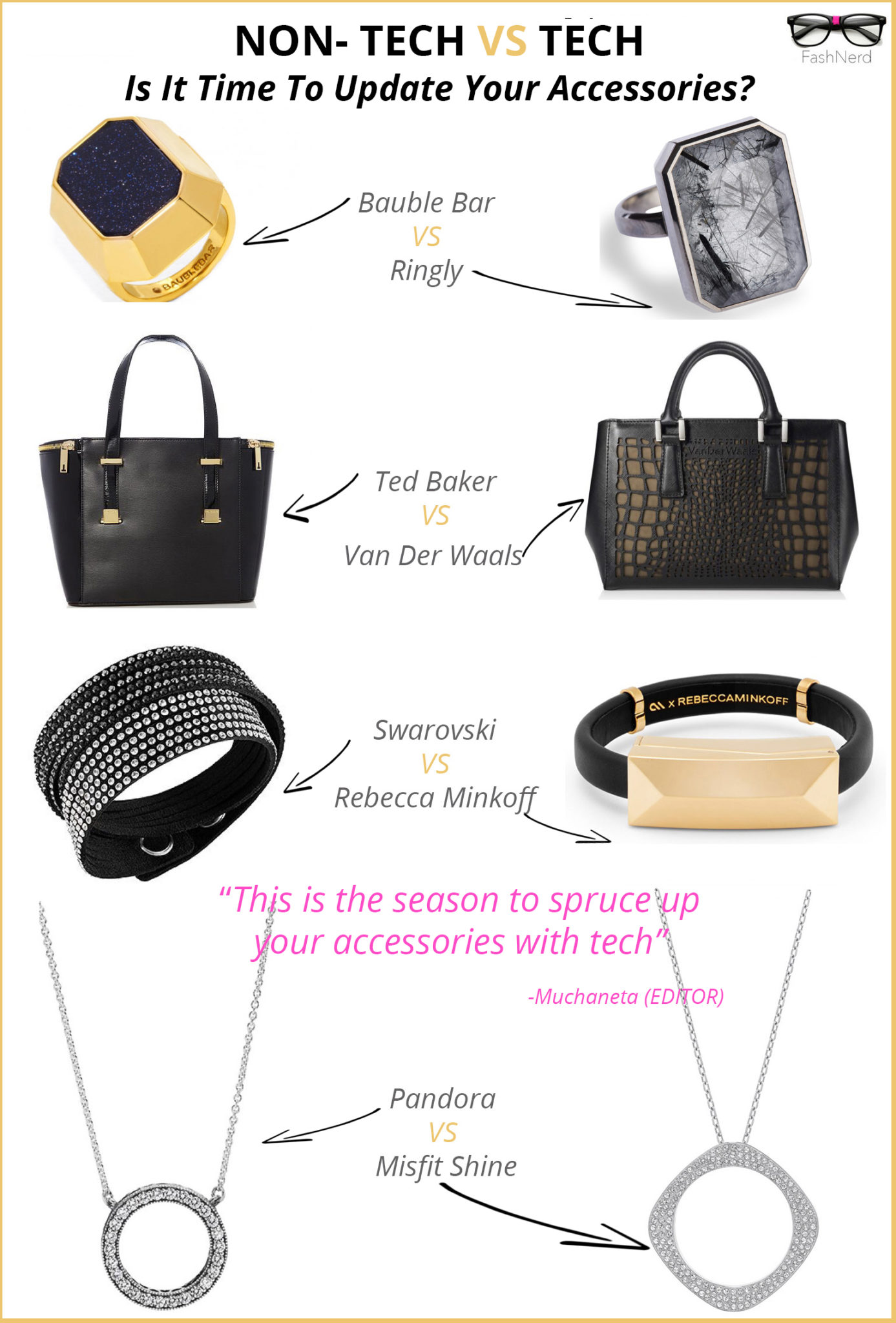 Update Your Accessories
