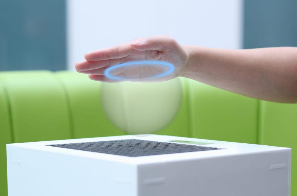 Ultrahaptics' Technology