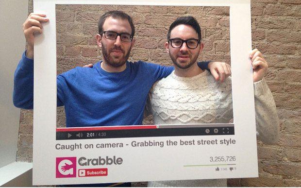 Grabble Founders, Serial Entrepreneurs Daniel Murray and Joel Freeman