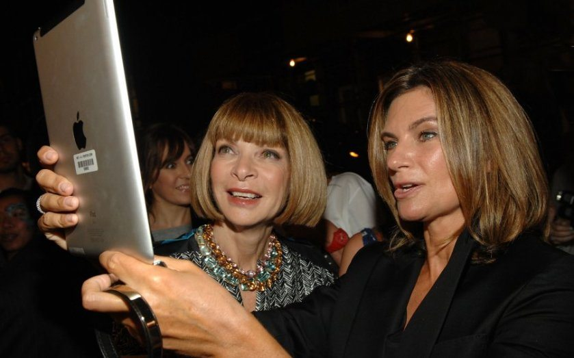 Power Women: Natalie Massenet and Anna Wintour