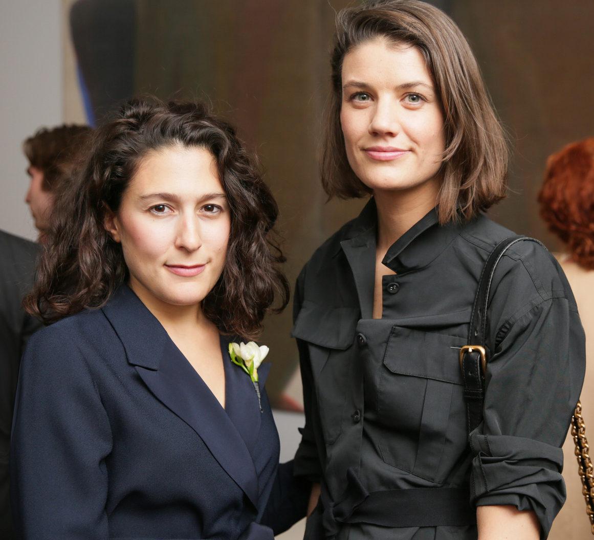 Britt Cosgrove and Marina Polo of Svilu