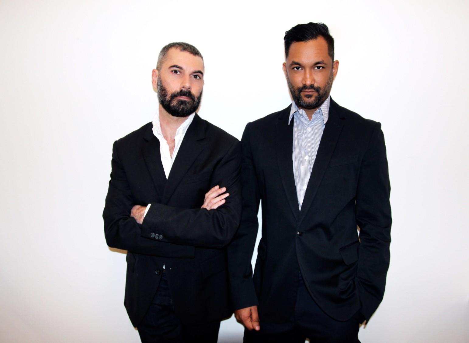 Ryan Lobo and Ramon Martin of Tome