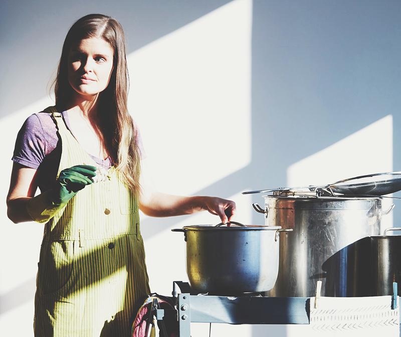 Liz Spencer the Dogwood Dyer