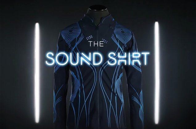 Cute Circuit Sound Shirt