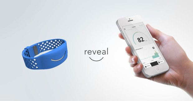 Reveal wearable by Awake Labs
