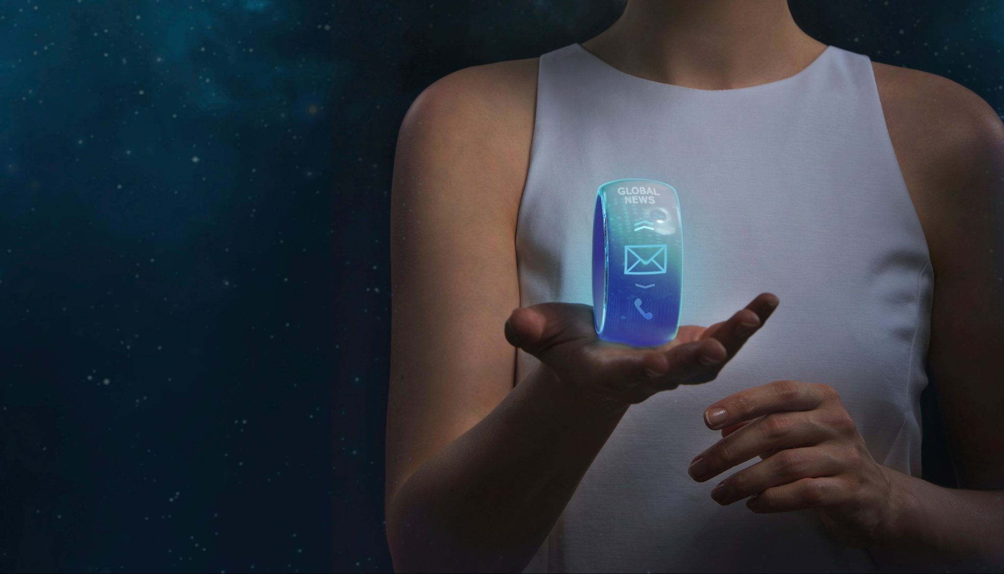Wearable technology promises greater efficiency in cities, industry and life