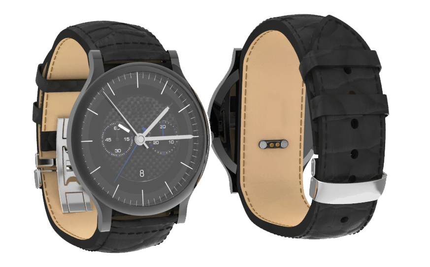 Strap Up Bended watch2