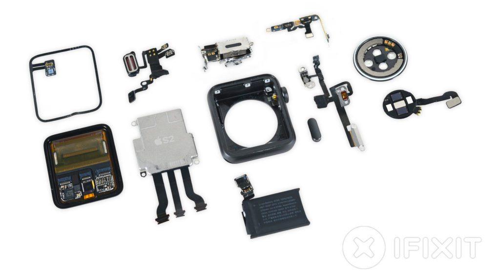 iFixit Apple Watch Tear Down