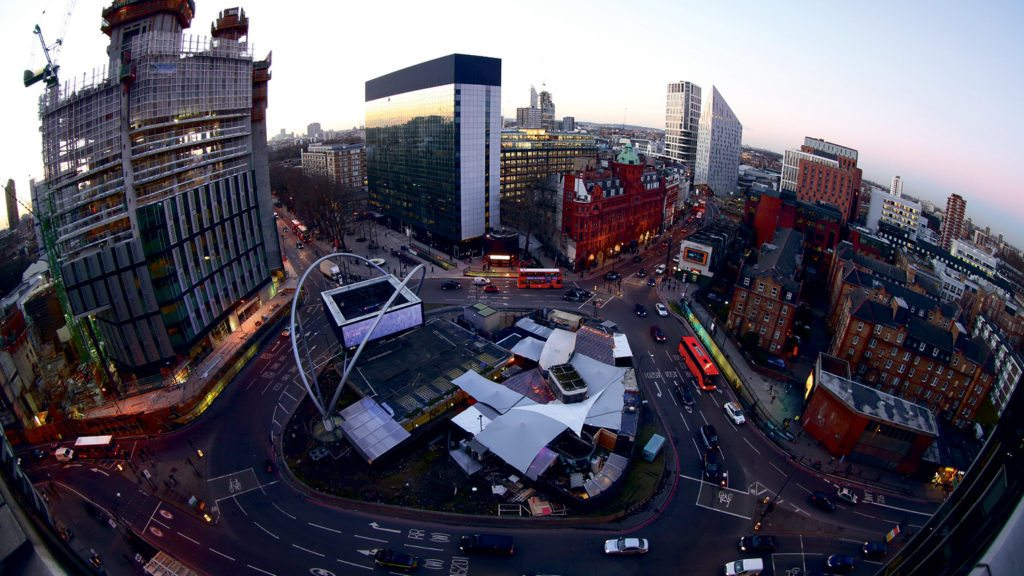 London's Silicon roundabout tech hub, is it strugging following the Brexit referendum