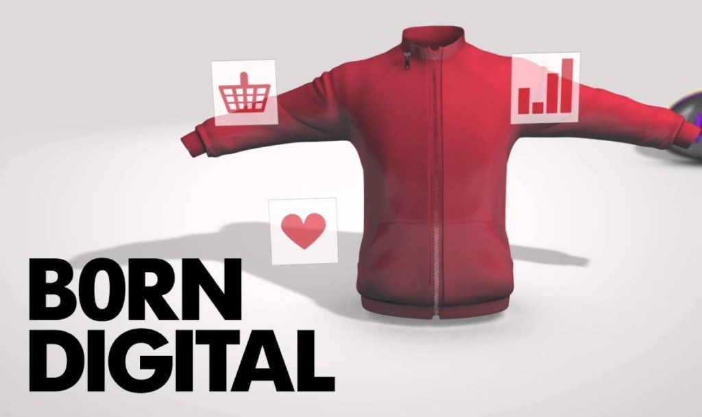 Being 'Born Digital' Technology Continues to Power Up Fashion Brands in 2017