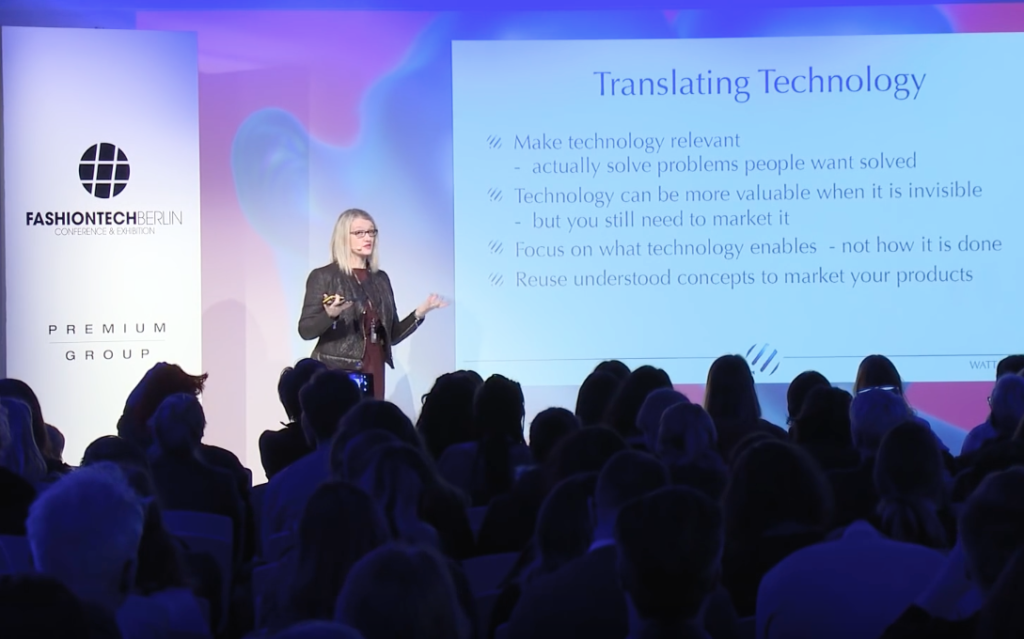 Translating Technology