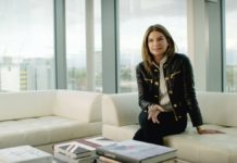 Natalie Massenet Photographed For i-D