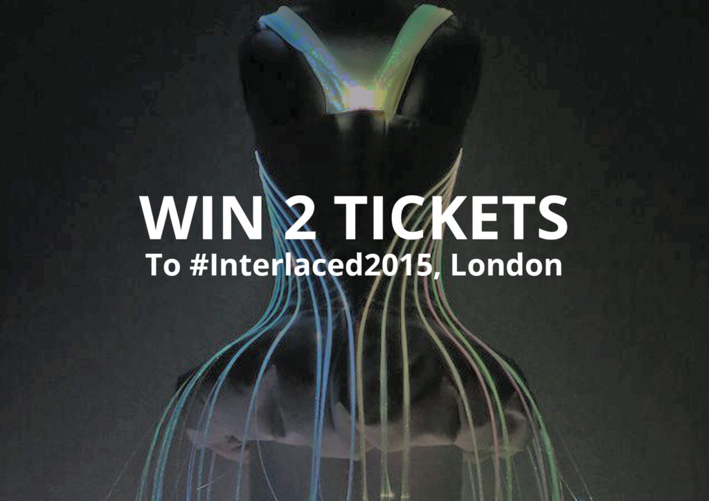 win 2 tickets to interlaced