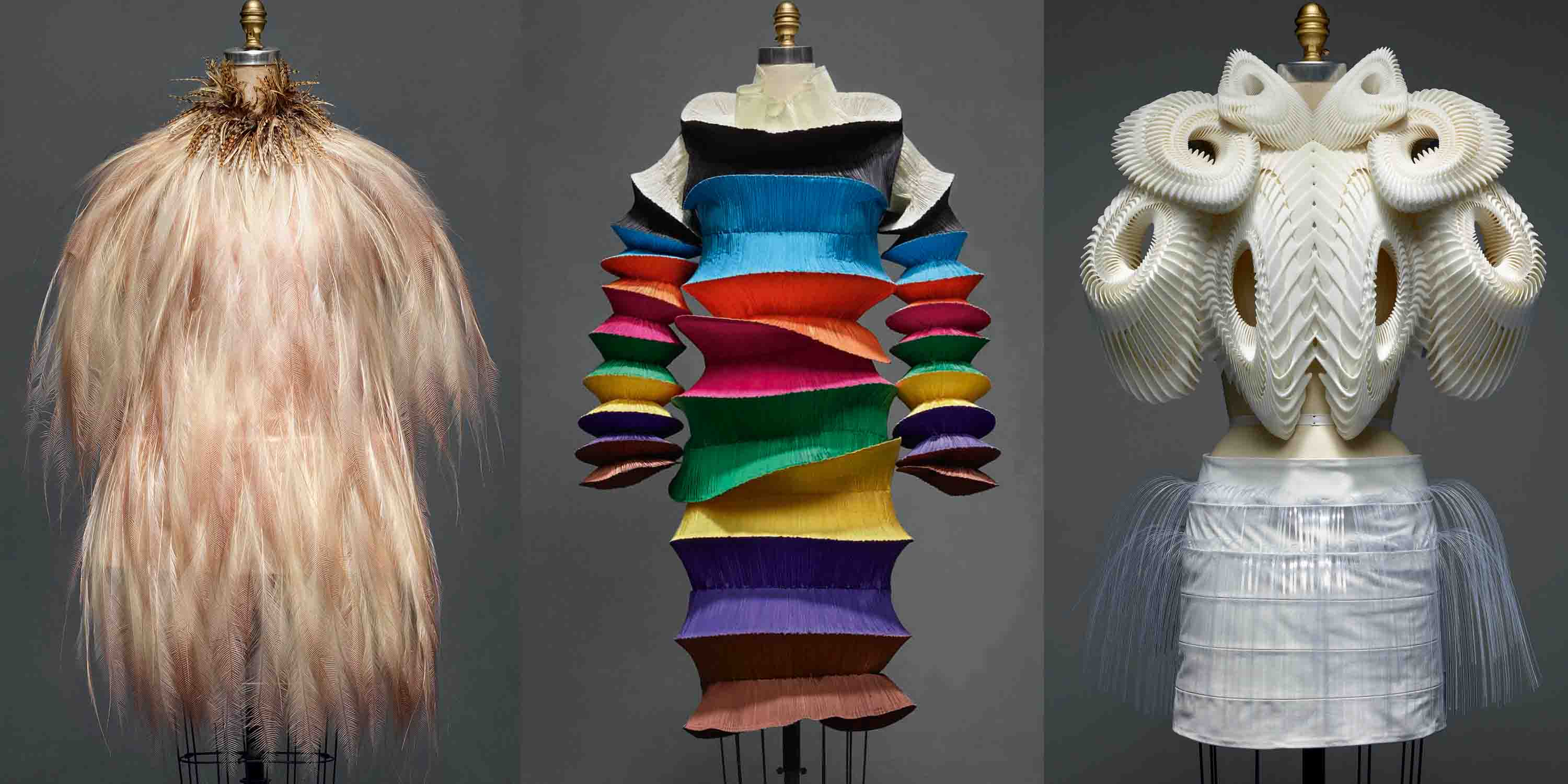Manus x Machina: Fashion in an Age of Technology Exhibition