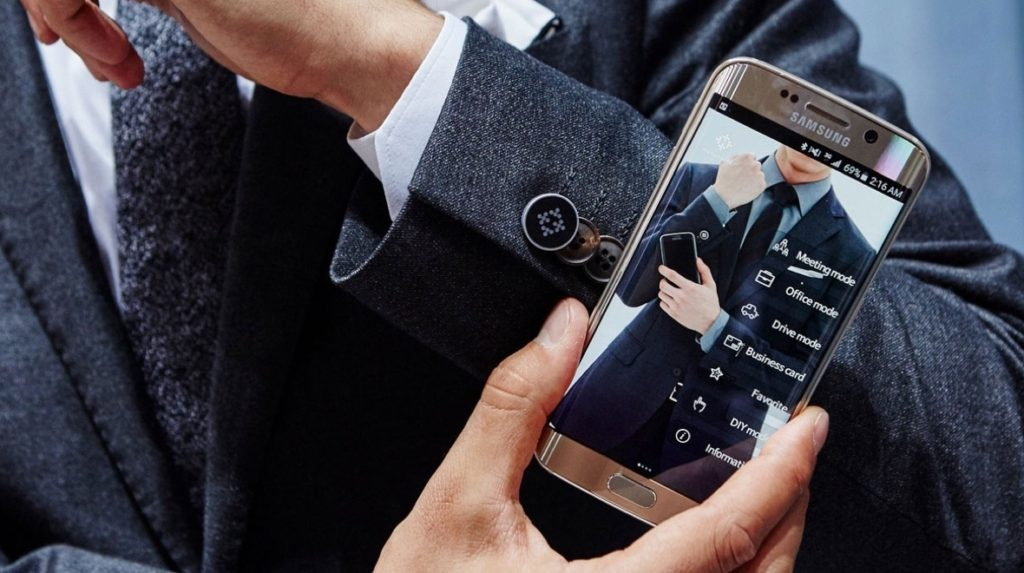 Samsung Wearable Prototype