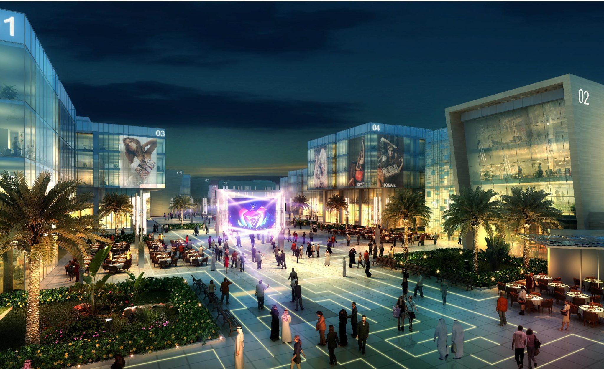 Dubai tech park launches $299million 'smart city' project