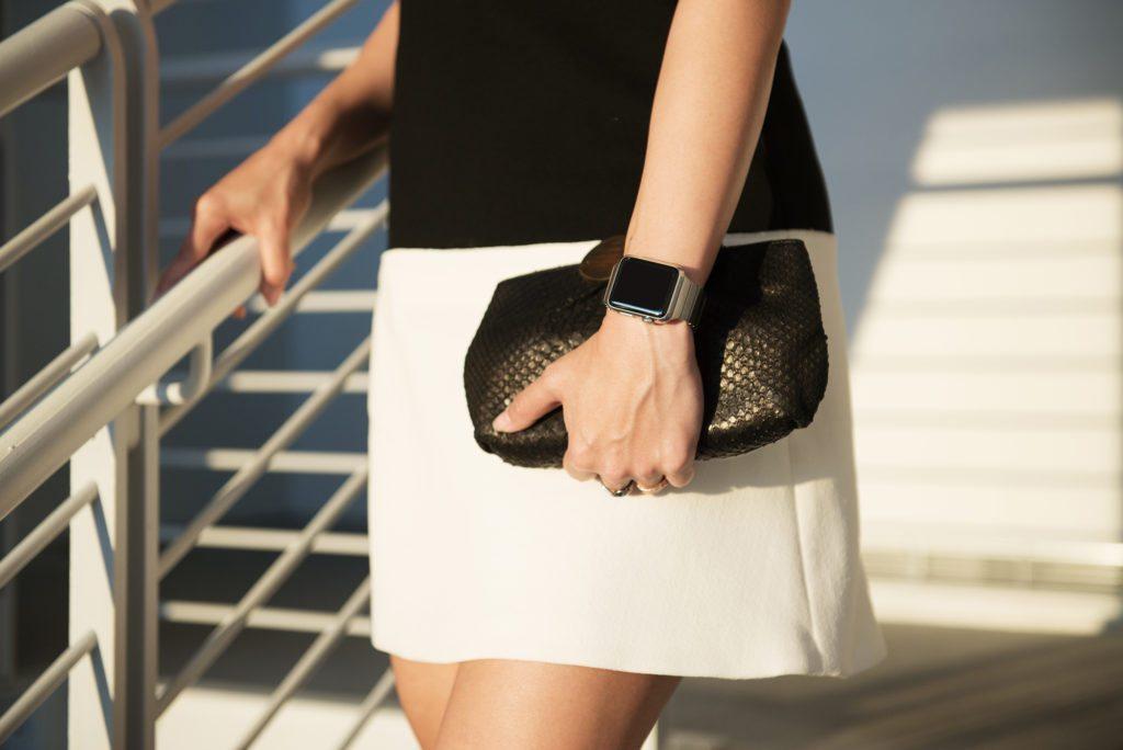 Apple Watch Woman