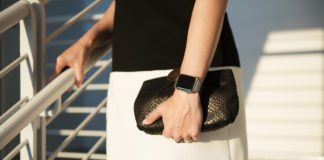 Apple Watch Woman