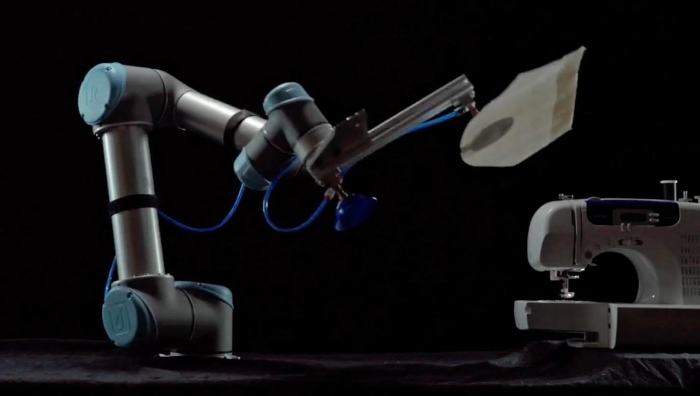 A Revolutionary Milestone, from the Sewing Machine to Robotics