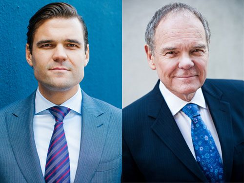 Alex and Don Tapscott, authors of Blockchain Revolution: How the Technology Behind Bitcoin Is Changing Money, Business, And The World.