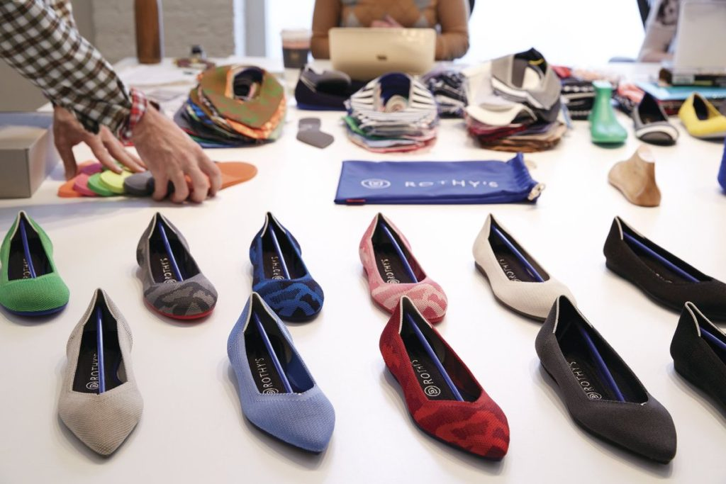 Plastic Bottles Ethically Re-engineered Into Waste-free Shoes