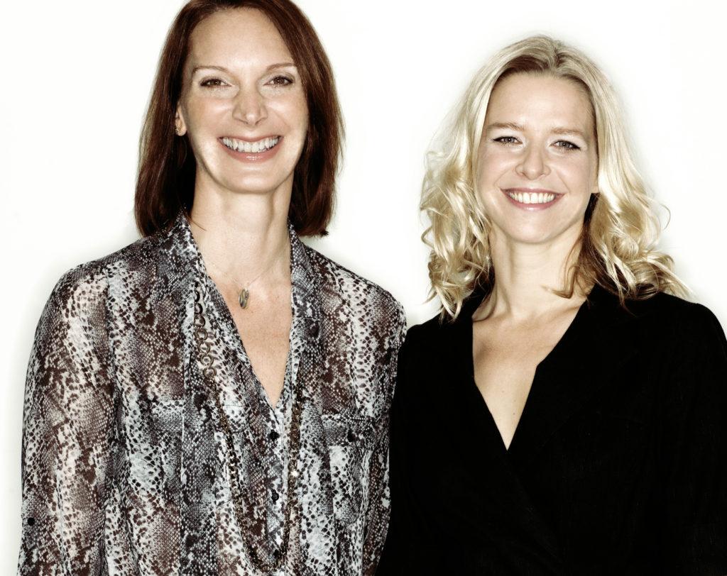 Dressipi Founders Sarah McVittie & Donna North