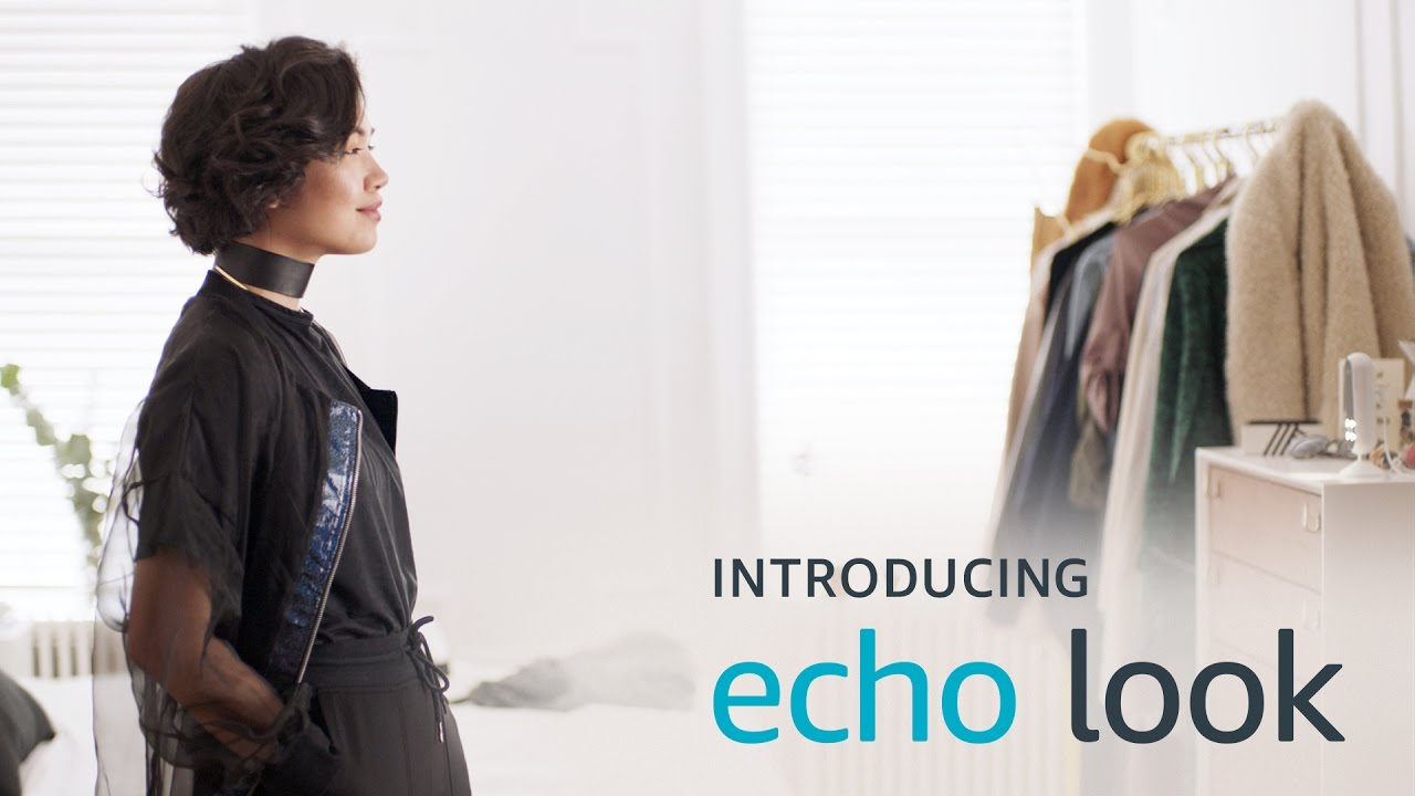 Amazon Alexa Echo Look