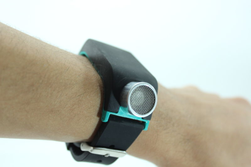 The Sunu Band A Wearable Tech Device For The Visually